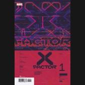 X-FACTOR #1 (2020 SERIES) MULLER DESIGN 1 IN 10 INCENTIVE