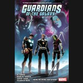 GUARDIANS OF THE GALAXY BY AL EWING VOLUME 2 HERE WE MAKE OUR STAND GRAPHIC NOVEL