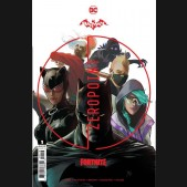 BATMAN FORTNITE ZERO POINT #1 3RD PRINTING