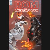 ROM AND THE MICRONAUTS #4