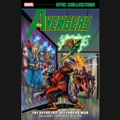 AVENGERS EPIC COLLECTION AVENGERS DEFENDERS WAR GRAPHIC NOVEL