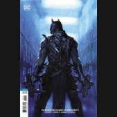 BATMAN WHO LAUGHS THE GRIM KNIGHT #1 VARIANT
