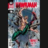 HAWKMAN #10 (2018 SERIES)