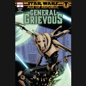STAR WARS AGE OF REPUBLIC GENERAL GRIEVOUS #1