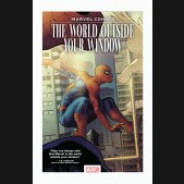 MARVEL COMICS THE WORLD OUTSIDE YOUR WINDOW HARDCOVER
