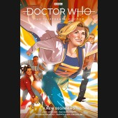 DOCTOR WHO THE 13TH DOCTOR VOLUME 1 GRAPHIC NOVEL