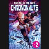 CHRONONAUTS VOLUME 2 FUTURESHOCK GRAPHIC NOVEL