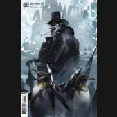 BATMAN #91 (2016 SERIES) CARD STOCK FRANCESCO MATTINA VARIANT