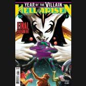 YEAR OF THE VILLAIN HELL ARISEN #4