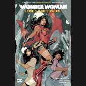 WONDER WOMAN VOLUME 2 LOVE IS A BATTLEFIELD GRAPHIC NOVEL