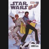 STAR WARS #4 (2020 SERIES) ACUNA 1 IN 25 INCENTIVE VARIANT