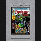 MARVEL MASTERWORKS FANTASTIC FOUR VOLUME 22 HARDCOVER