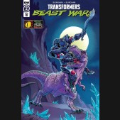 TRANSFORMERS BEAST WARS #2 WINSTON CHAN 1 IN 10 INCENTIVE VARIANT