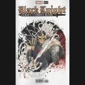 BLACK KNIGHT CURSE EBONY BLADE #1 PEACH MOMOKO VARIANT