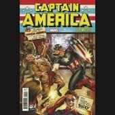 CAPTAIN AMERICA ANNIVERSARY TRIBUTE #1 MARK BROOKS VARIANT