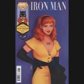 IRON MAN #7 (2020 SERIES) BARTEL HELLCAT WOMENS HISTORY MONTH VARIANT