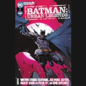 BATMAN URBAN LEGENDS #1