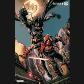 BATMAN URBAN LEGENDS #1 DAVID FINCH RED HOOD VARIANT