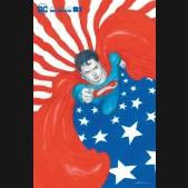 SUPERMAN RED AND BLUE #1 YOSHITAKA AMANO VARIANT