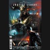 JUSTICE LEAGUE #59 (2018 SERIES) LIAM SHARP SNYDER CUT VARIANT
