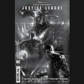 JUSTICE LEAGUE #59 (2018 SERIES) LIAM SHARP 1 IN 25 INCENTIVE SNYDER CUT VARIANT