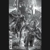 JUSTICE LEAGUE #59 (2018 SERIES) LEE BERMEJO 1 IN 50 INCENTIVE SNYDER CUT VARIANT