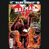 BATMAN THE RED DEATH #1