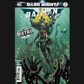 BATMAN THE DROWNED #1 FOIL COVER