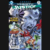 JUSTICE LEAGUE #29 (2016 SERIES)