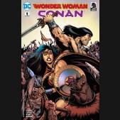WONDER WOMAN CONAN #1