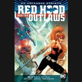 RED HOOD AND THE OUTLAWS VOLUME 2 WHO IS ARTEMIS GRAPHIC NOVEL