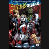 SUICIDE SQUAD REBIRTH DELUXE COLLECTION BOOK 1 HARDCOVER