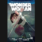 WONDER WOMAN REBIRTH DELUXE COLLECTION BOOK 1 HARDCOVER