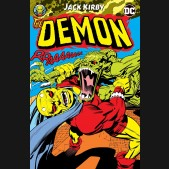 DEMON BY JACK KIRBY GRAPHIC NOVEL