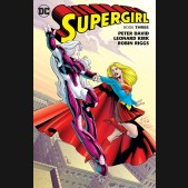 SUPERGIRL BY PETER DAVID BOOK 3 GRAPHIC NOVEL