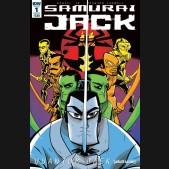 SAMURAI JACK QUANTUM JACK #1