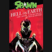 SPAWN HELL ON EARTH GRAPHIC NOVEL