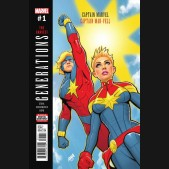 GENERATIONS CAPTAIN MARVEL AND CAPTAIN MAR-VELL #1
