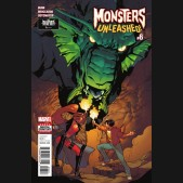 MONSTERS UNLEASHED #6 (2017 SERIES)