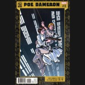 STAR WARS POE DAMERON #19 40TH ANNIVERSARY VARIANT