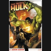 INCREDIBLE HULK BY AARON COMPLETE COLLECTION GRAPHIC NOVEL