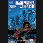 BLACK PANTHER CREW WE ARE THE STREETS GRAPHIC NOVEL