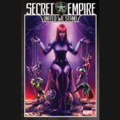 SECRET EMPIRE UNITED WE STAND GRAPHIC NOVEL