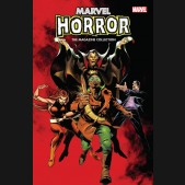 MARVEL HORROR MAGAZINE COLLECTION GRAPHIC NOVEL
