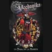 LADY MECHANIKA VOLUME 4 LA DAMA DE LA MUERTE GRAPHIC NOVEL