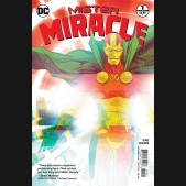 MISTER MIRACLE #1 (2017 SERIES)  2ND PRINITING