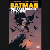 BATMAN THE DARK KNIGHT DETECTIVE VOLUME 2 GRAPHIC NOVEL