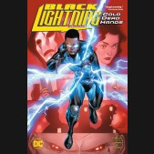BLACK LIGHTNING COLD DEAD HANDS GRAPHIC NOVEL