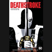 DEATHSTROKE VOLUME 5 THE FALL OF SLADE GRAPHIC NOVEL