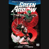 GREEN ARROW REBIRTH DELUXE COLLECTION VOLUME 1 HARDCOVER